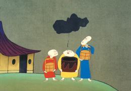photo 1/4 - Les trois moines et autres histoires
