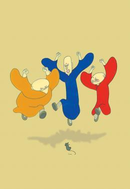photo 4/4 - Les trois moines et autres histoires