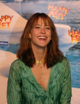 photo 25/75 - Sophie Marceau - Avant-premi�re � Paris (novembre 2006) - Happy Feet - © Isabelle Vautier pour Commeaucinema.com