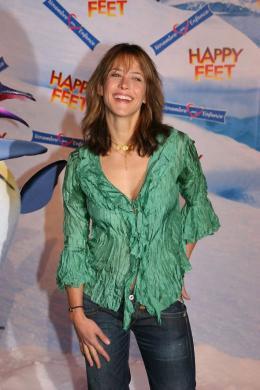 photo 29/75 - Sophie Marceau - Avant-premi�re � Paris (novembre 2006) - Happy Feet - © Isabelle Vautier pour Commeaucinema.com