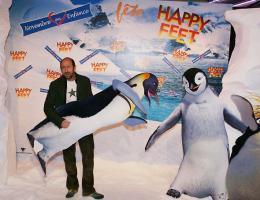 photo 47/75 - Kad Merad - Avant-premi�re � Paris (novembre 2006) - Happy Feet - © Isabelle Vautier pour Commeaucinema.com