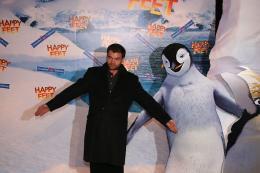 photo 31/75 - Clovis Cornillac - Avant-premi�re � Paris (novembre 2006) - Happy Feet - © Isabelle Vautier pour Commeaucinema.com
