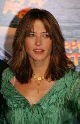 photo 65/75 - Sophie Marceau - Avant-premi�re � Paris (novembre 2006) - Happy Feet - © Isabelle Vautier pour Commeaucinema.com