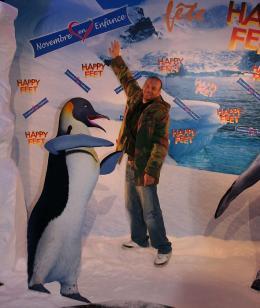 photo 56/75 - Samuel Le Bihan - Avant-première à Paris (novembre 2006) - Happy Feet - © Isabelle Vautier pour Commeaucinema.com