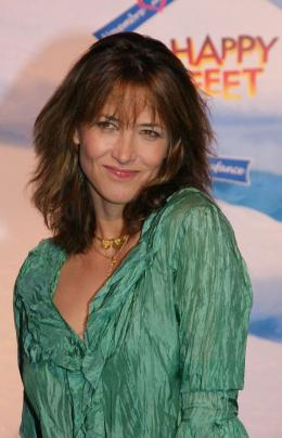 photo 26/75 - Sophie Marceau - Avant-premi�re � Paris (novembre 2006) - Happy Feet - © Isabelle Vautier pour Commeaucinema.com