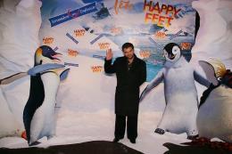 photo 34/75 - Clovis Cornillac - Avant-premi�re � Paris (novembre 2006) - Happy Feet - © Isabelle Vautier pour Commeaucinema.com