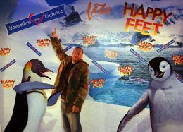 photo 55/75 - Samuel Le Bihan - Avant-première à Paris (novembre 2006) - Happy Feet - © Isabelle Vautier pour Commeaucinema.com