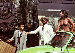 Parfum de femme Vittorio Gassman et Agostina Belli photo 4 sur 5