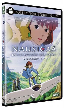 photo 17/17 - Dvd - Edition Collector - Nausica� De La Vall�e du Vent - © BVI