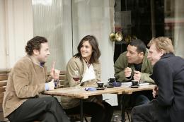 photo 9/19 - Patrick Mille, Olivia Bonamy, Cartouche et Guillaume Depardieu - Célibataires - © BAC Films