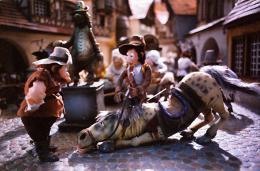 photo 6/14 - Les trois mousquetaires - © Cinema Public Films
