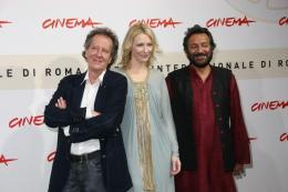 Shekhar Kapur Photocall du film Elizabeth : l'Age d'Or - Festival de Rome photo 6 sur 7