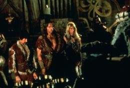 photo 18/23 - Gerry Lopez, Arnold Schwarzenegger, Sandahl Bergman - Conan le barbare - © Fox Path� Europa