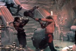 photo 8/23 - Arnold Schwarzenegger - Conan le barbare - © Fox Path� Europa