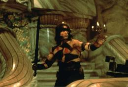 photo 12/23 - Arnold Schwarzenegger - Conan le barbare - © Fox Path� Europa