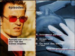 Nip Tuck - Saison 2 Menu Dvd photo 2 sur 2