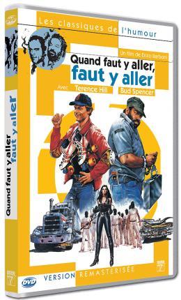 photo 1/8 - Dvd - Quand Faut Y Aller, Faut Y Aller