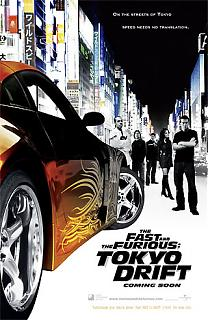 photo 13/13 - Affiche américaine - Fast and furious : Tokyo drift - © UIP