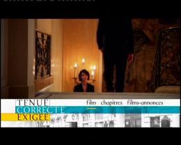 photo 1/2 - Menu Dvd - Tenue Correcte Exigée - © Studio Canal Video