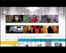 photo 2/2 - Menu Dvd - Tenue Correcte Exigée - © Studio Canal Video