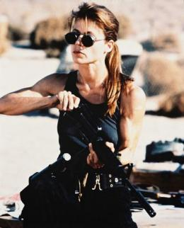 Linda Hamilton Terminator 2 photo 7 sur 7