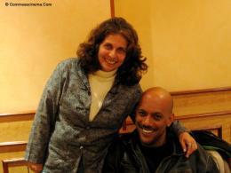 photo 8/8 - Notre interview de la réalisatrice Lucia Murat et de son co-scénariste Paulo Lins - Paris, novembre 2005 - Presque Frères