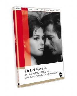 Le Bel Antonio Jaquette dvd photo 1 sur 2