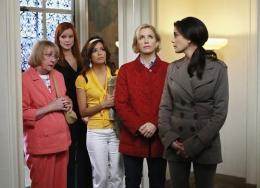 photo 12/49 - Kathryn Joosten, Marcia Cross, Eva Longoria, Felicity Huffman, Teri Hatcher - Saison 5 - Desperate Housewives - Saison 5 - © ABC