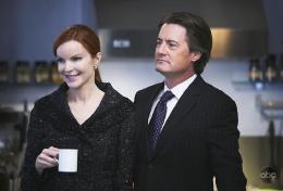 photo 23/49 - Marcia Cross, Kyle MacLachlan - Saison 5 - Desperate Housewives - Saison 5 - © ABC