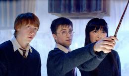 photo 28/127 - Rupert Grint, Daniel Radcliffe et Katie Leung - Harry Potter et l'ordre du Phénix - © Warner Bros