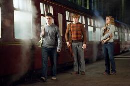 photo 81/127 - Daniel Radcliffe, Rupert Grint, Emma Watson - Harry Potter et l'ordre du Phénix - © Warner Bros
