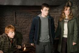 photo 45/127 - Daniel Radcliffe, Emma Watson, Rupert Grint - Harry Potter et l'ordre du Phénix - © Warner Bros