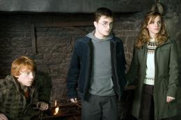 photo 33/127 - Rupert Grint, Daniel Radcliffe et Emma Watson - Harry Potter et l'ordre du Phénix - © Warner Bros