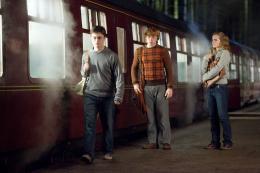 photo 22/127 - Daniel Radcliffe, Rupert Grint et Emma Watson - Harry Potter et l'ordre du Phénix - © Warner Bros