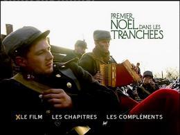 photo 1/5 - Menu Dvd - Premier Noël Dans Les Tranchées