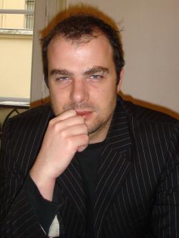 C�dric Anger Rencontre pour Le Tueur - Janvier 2008 photo 2 sur 3