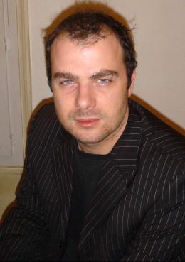 C�dric Anger Rencontre pour Le Tueur - Janvier 2008 photo 3 sur 3