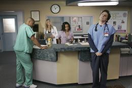 Scrubs - Saison 6 Donald Faison, Sarah Chalke, Judy Reyes, Zack Braff (Saison 6) photo 4 sur 7
