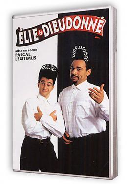 Elie et Dieudonné au théâtre du Splendid Saint Martin Dvd photo 1 sur 1