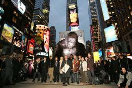 photo 120/360 - Avant-première de King Kong - New York, le 5 Décembre 2005 - King Kong