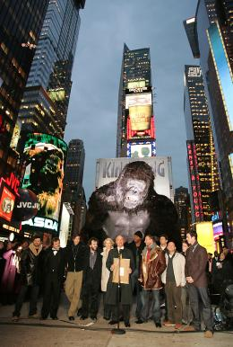 photo 122/360 - Avant-première de King Kong - New York, le 5 Décembre 2005 - King Kong