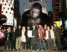 photo 124/360 - Avant-première de King Kong - New York, le 5 Décembre 2005 - King Kong