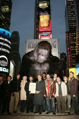 photo 125/360 - Avant-première de King Kong - New York, le 5 Décembre 2005 - King Kong