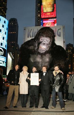 photo 126/360 - Avant-première de King Kong - New York, le 5 Décembre 2005 - King Kong