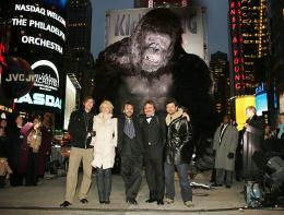 photo 127/360 - Avant-première de King Kong - New York, le 5 Décembre 2005 - King Kong