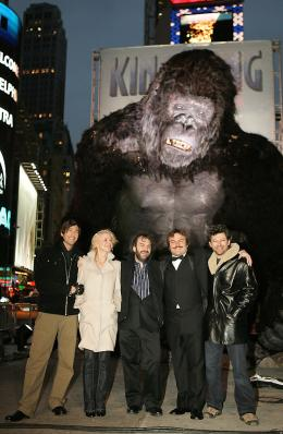 photo 129/360 - Avant-première de King Kong - New York, le 5 Décembre 2005 - King Kong