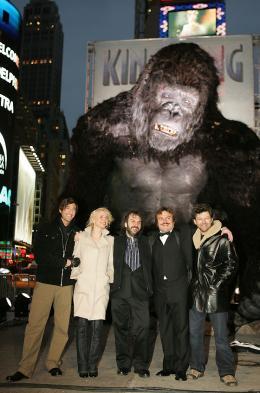 photo 131/360 - Avant-première de King Kong - New York, le 5 Décembre 2005 - King Kong