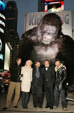 photo 136/360 - Avant-première de King Kong - New York, le 5 Décembre 2005 - King Kong