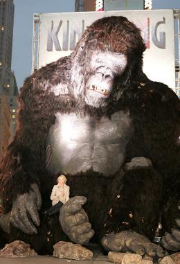photo 150/360 - Avant-première de King Kong - New York, le 5 Décembre 2005 - King Kong