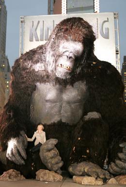 photo 151/360 - Avant-première de King Kong - New York, le 5 Décembre 2005 - King Kong